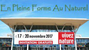 Salon vivez nature lyon 17 20 novembre 2017 plumes de for Salon vivez nature lyon 2017