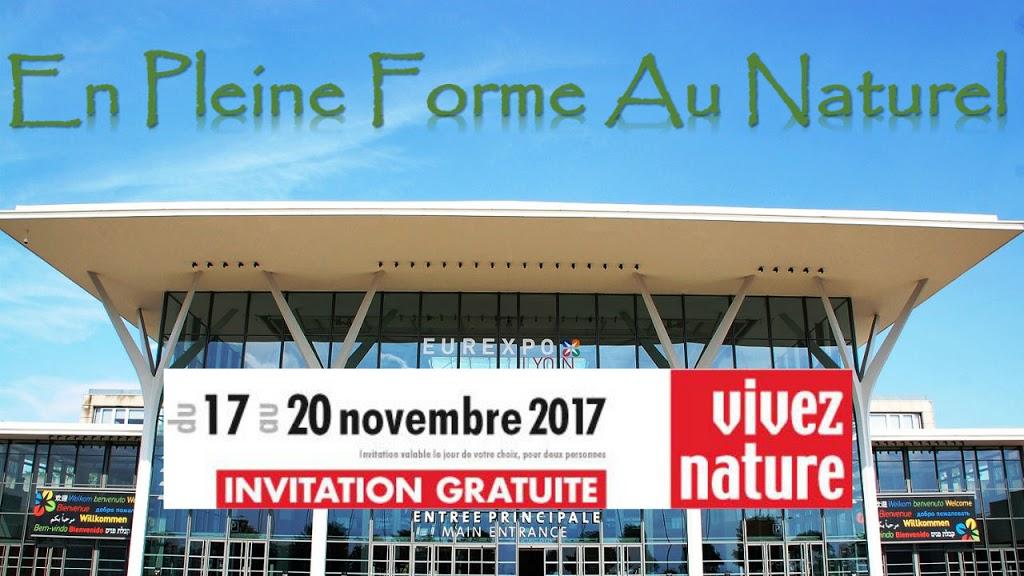 Salon vivez nature lyon 17 20 novembre 2017 natooral for Salon vivez nature