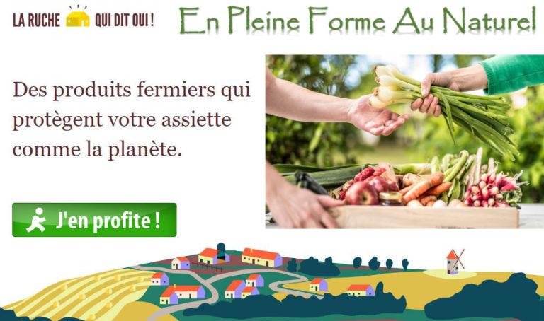 La Ruche Qui Dit Oui ! _ Des produits frais et locaux