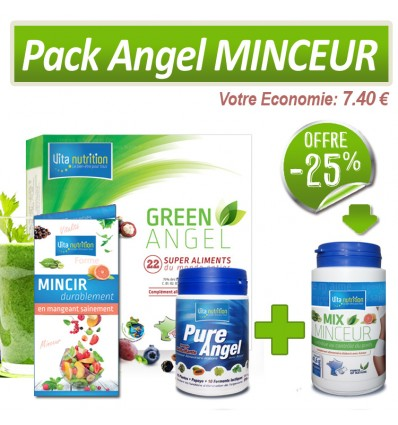 PACK ANGEL MINCEUR