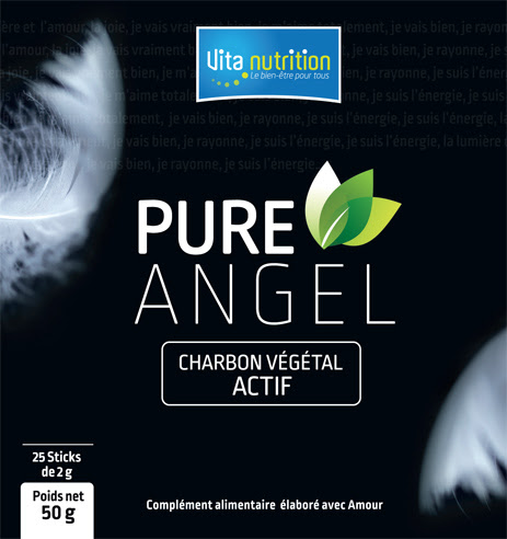 CHARBON ACTIF VEGETAL 25 STICKS