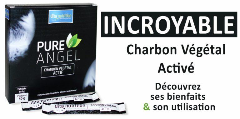 L'INCROYABLE CHARBON VÉGÉTAL QUI PEUT SAUVER VOTRE VIE