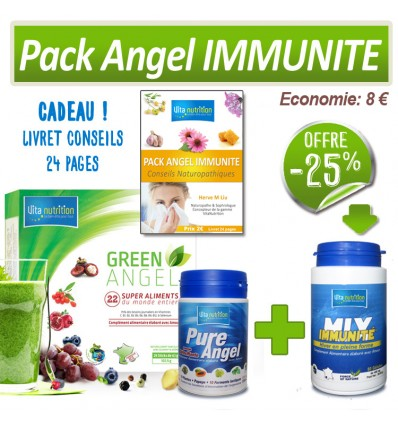 PACK ANGEL IMMUNITÉ