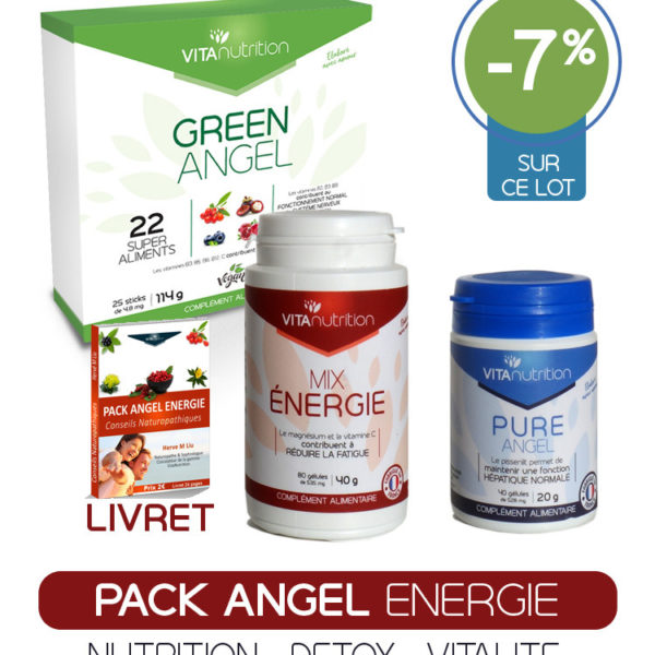 PACK ANGEL ENERGIE