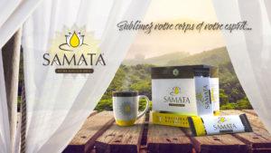 Curcuma et Samata Extra Golden Milk