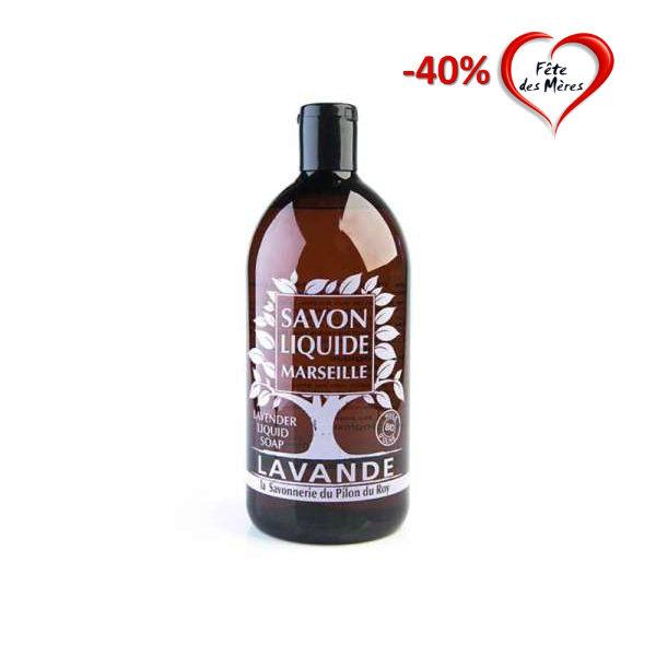 Savon liquide Lavande et Olive Bio – 1000ml