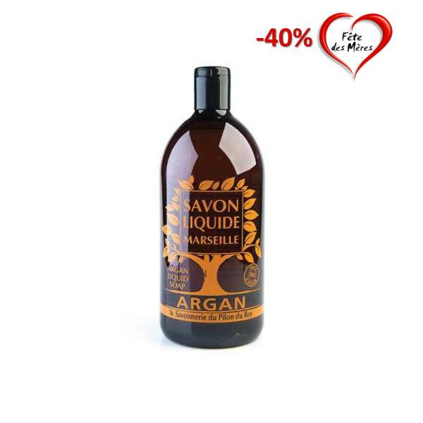 Savon liquide Orange Douce et Argan Bio 1000ml