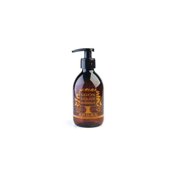 Savon liquide Orange Douce et Argan Bio 300ml