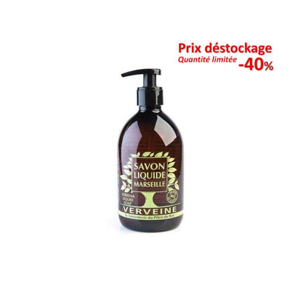 Savon liquide Verveine et Beurre de Karité 500ml