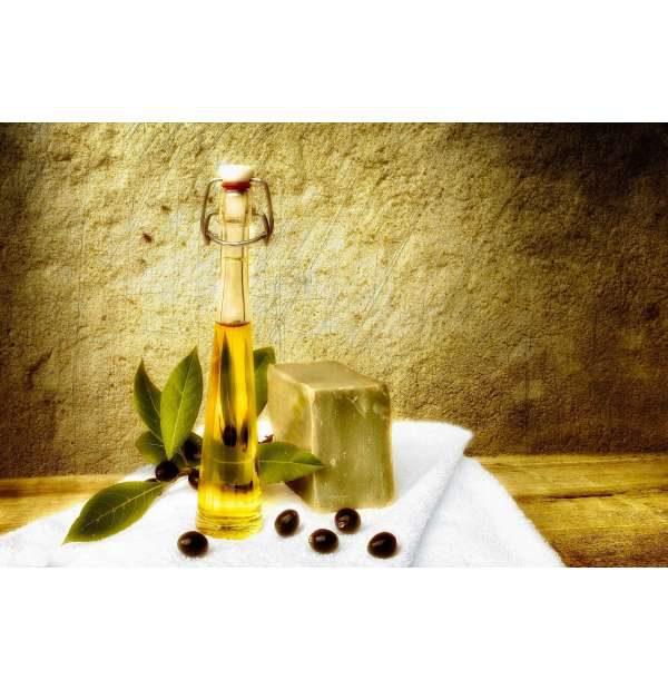 Savon liquide d'Alep Olive-laurier - 300ml