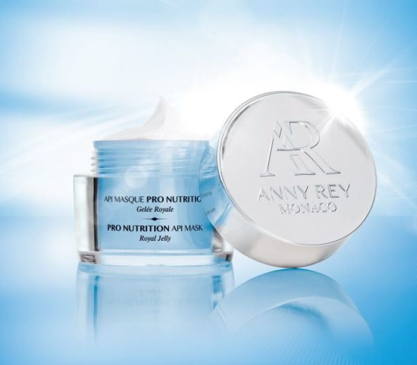 masque anti-âge naturel à la gelée royale pour peau sèche. nourrit, réconforte et régénère les peaux sèches et fatiguées