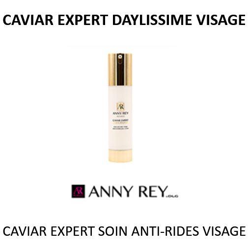 Soin Visage Anti-Rides Caviar Expert