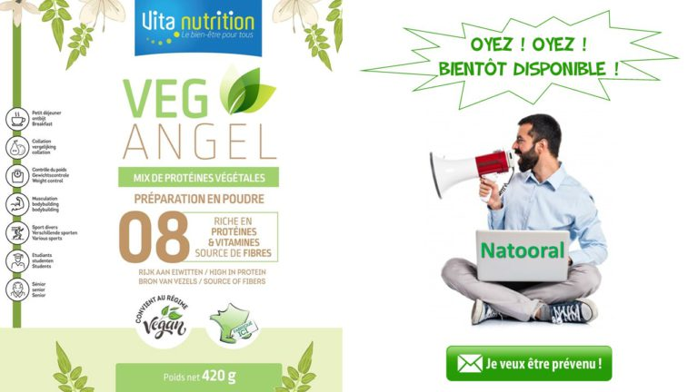 VEG ANGEL bientôt disponible !