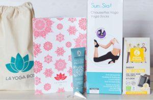 Enfin une box Yoga !