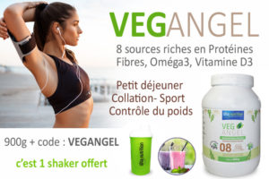 Veg Angel est maintenant disponible !