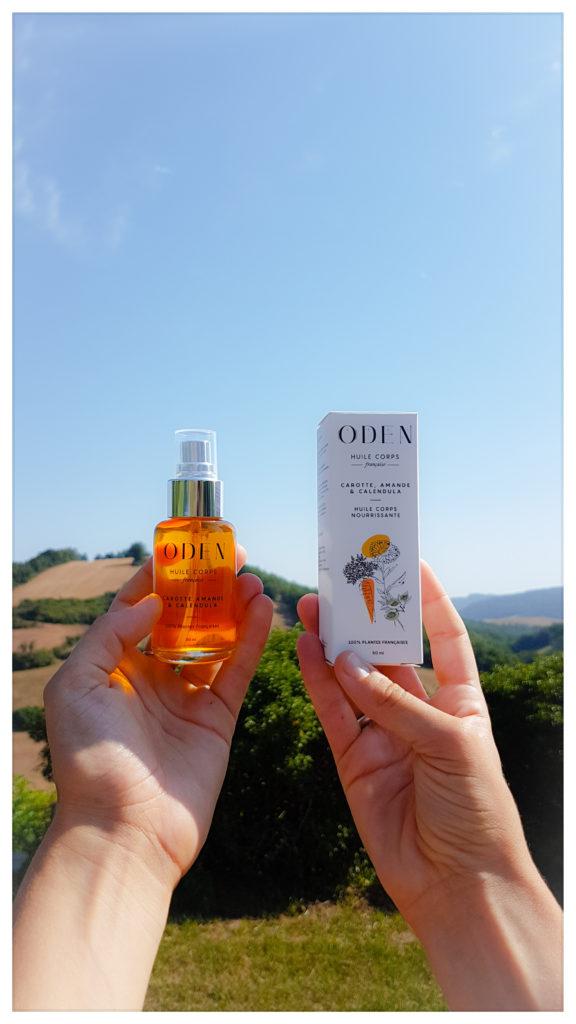 huiles botaniques naturelles 3 huiles végétales rares amande douce, carotte et Calendula : le mix parfait pour réparer, préserver et illuminer votre peau.