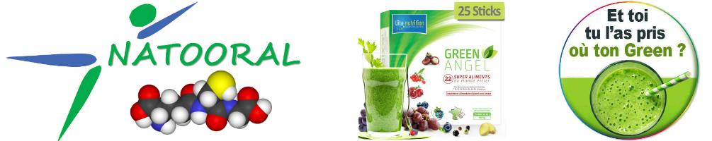 green angel antioxydant mesure ORAC et bioélectronique Vincent de la qualité biologique de ses 22 super aliments actifs, anti-oxydants et anti-âge