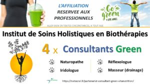Programme GRATUIT d'affiliation professionnelle VitaNutrition