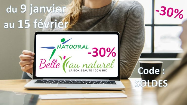 Box beauté Bio, Restez Belle au naturel !