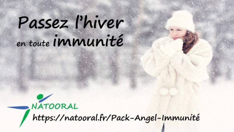 Passez l'hiver en toute immunité !