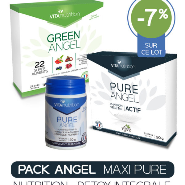 Pack Angel Maxi Pure