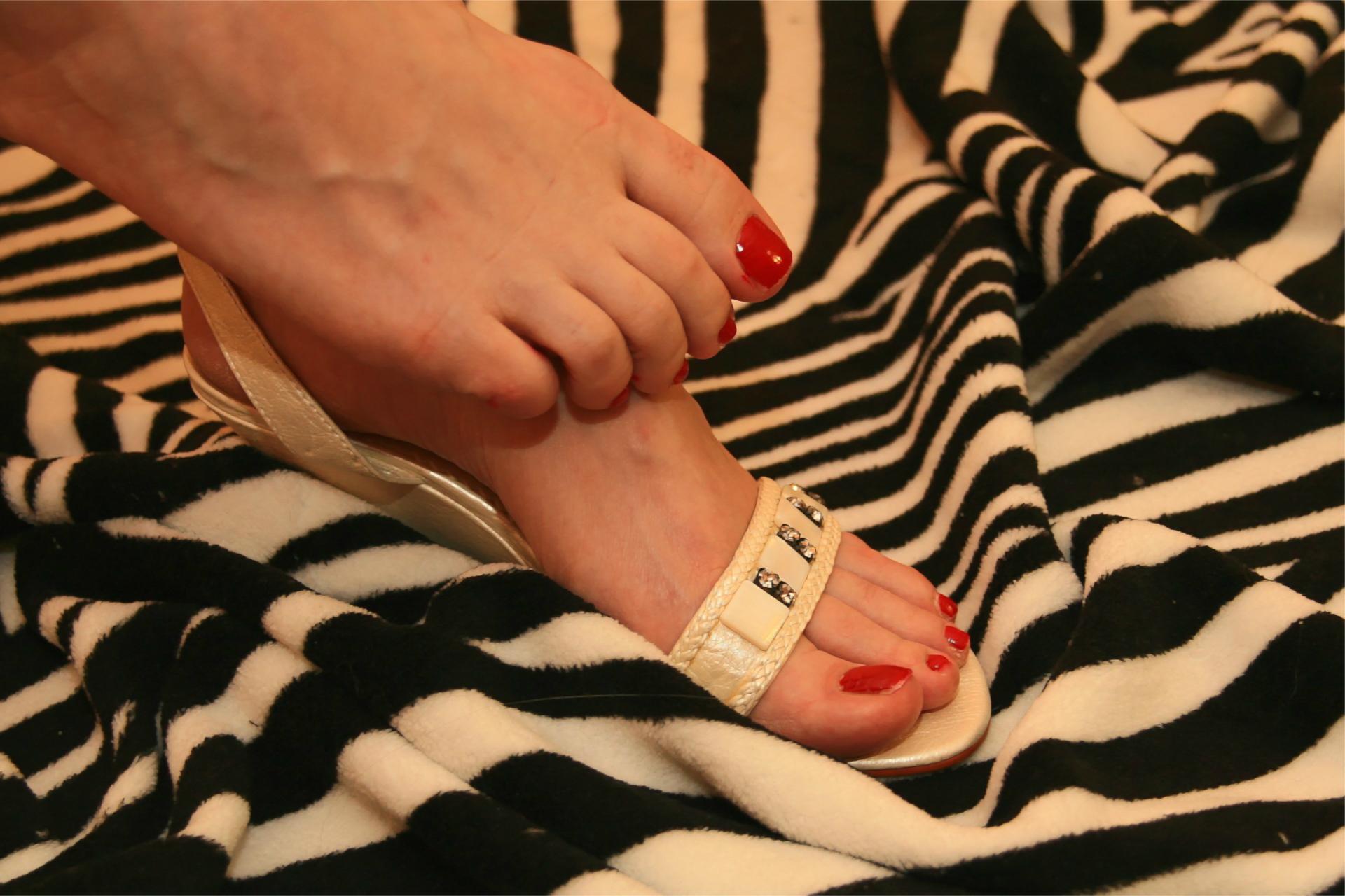 Préparez vos pieds au retour des sandales